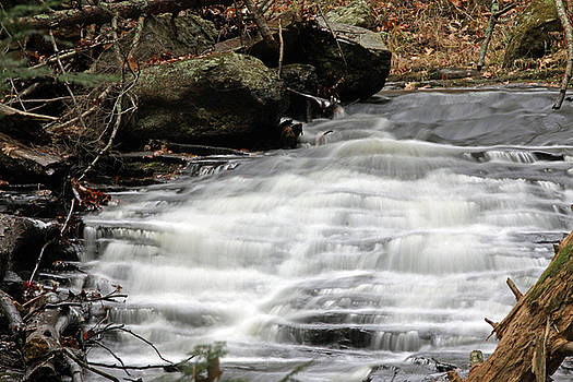 Grayville Falls 11/14/17 by Gerald Mitchell
