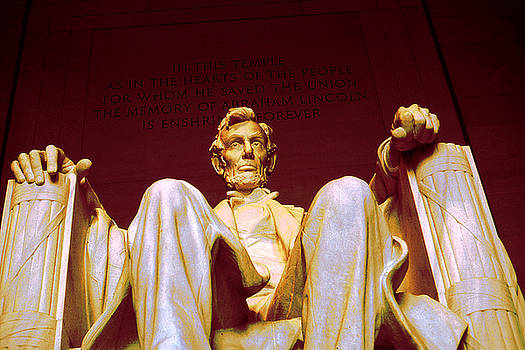 Peter Potter - Abraham Lincoln Statue Washington D.C. - American President
