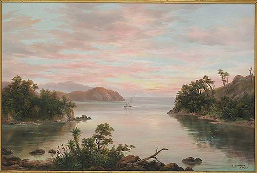 Great Barrier Island by William Baker