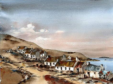Val Byrne - Great Blasket Island, Kerry...1