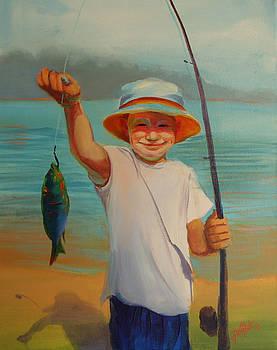 Great Catch by Jill Holt