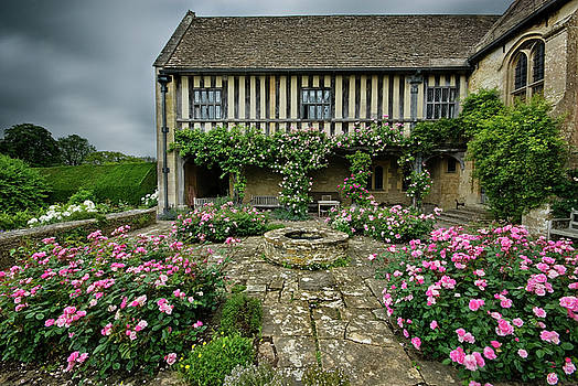 Great Chalfield Manor by John Chivers