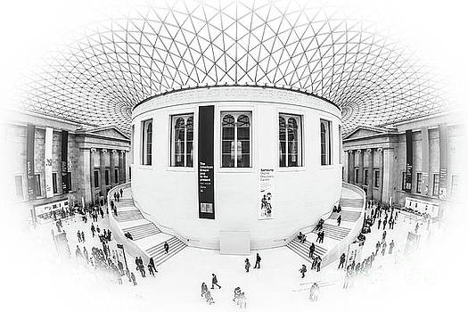 Great Court, British Museum by Howard Ferrier