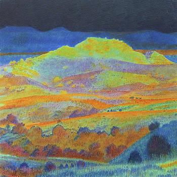 Great Dakota Badlands Dream by Cris Fulton