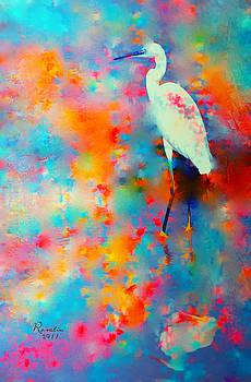 Rosalina Atanasova - Great Egret