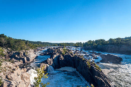 Great Falls 1 by Terry Thomas