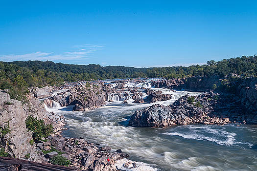 Great Falls 3 by Terry Thomas