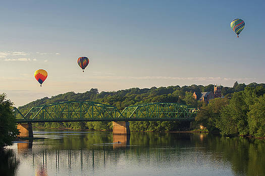 Great Falls Balloon Festival by Jesse MacDonald