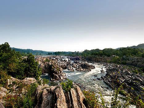 Great Falls by Cindy Adams
