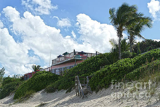 Great Guana Cay Bar, Bahamas by Catherine Sherman