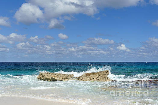 Great Guana Cay Beach, Bahamas by Catherine Sherman