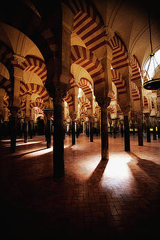 Great Mosque of Cordoba by Mark Wagoner