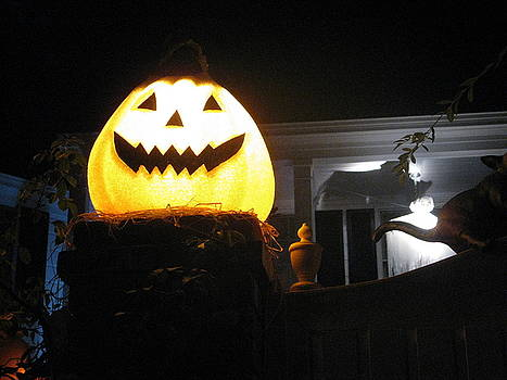Great Pumpkin by Chris Koval