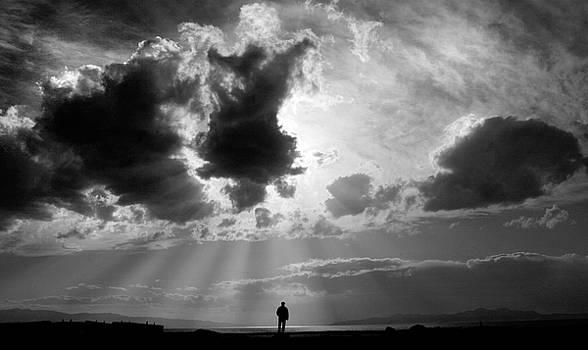 Great Salt Lake by Nick Sokoloff