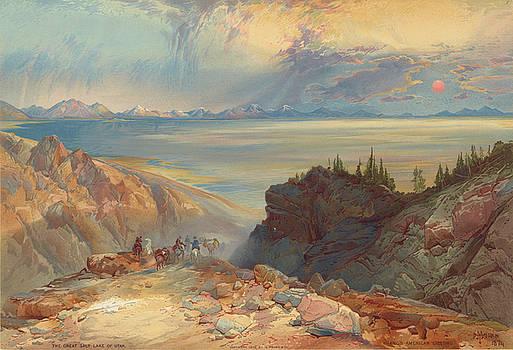 Ricky Barnard - Great Salt Lake of Utah 1876