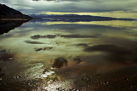 Great Salt Lake Study 1 by Brian Allen