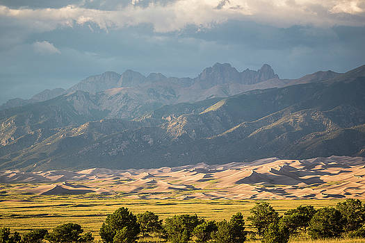 Great Sand Dunes Colorado 2 by Whit Richardson