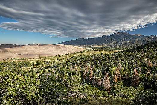 Great Sand Dunes Colorado 6 by Whit Richardson