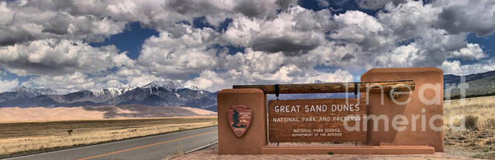 Adam Jewell - Great Sand Dunes Entrance
