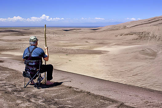 Nikolyn McDonald - Great Sand Dunes View - Colorado