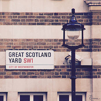 Rasma Bertz - Great Scotland Yard