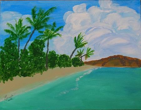 Great Stirrup Cay by Brenda L Smith