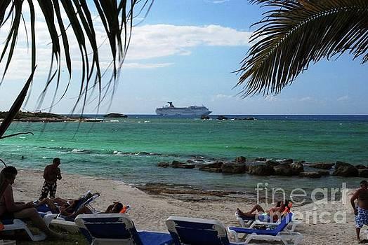 Gary Wonning - Great Stirrup Cay
