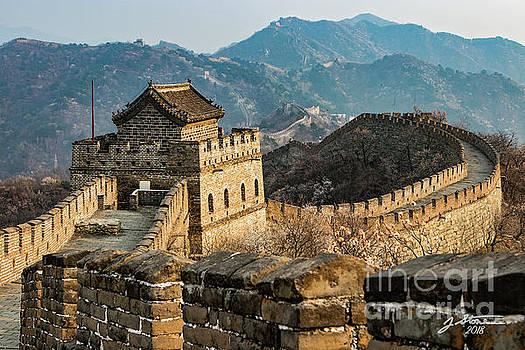 Great Wall #2 by Jeffrey Stone
