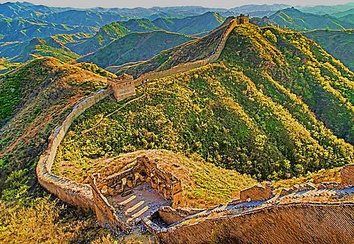 Dennis Cox ChinaStock - Great Wall Descending