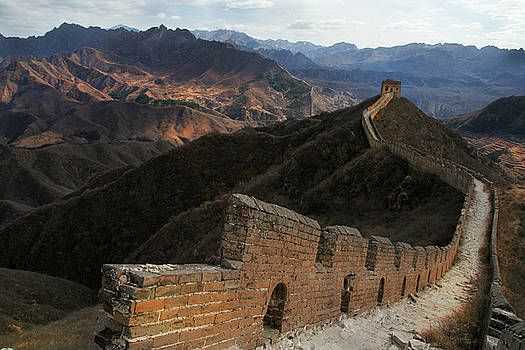 Jed Holtzman - Great Wall of China