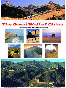 Dennis Cox Photo Explorer - Great Wall Poster