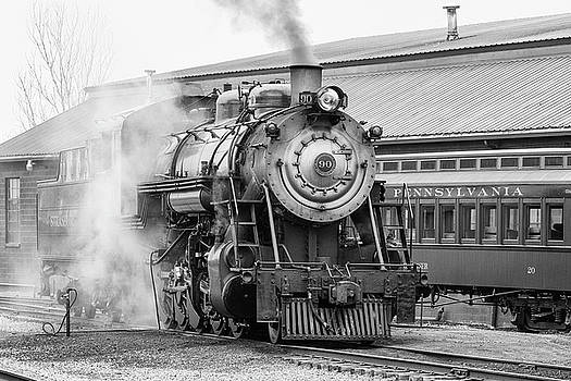 Great Western 90 by Jeff Abrahamson