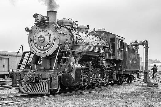 Great Western 90 Servicing by Jeff Abrahamson