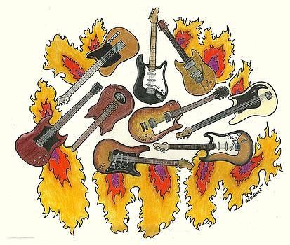 Greatest Guitars by Steve Weber