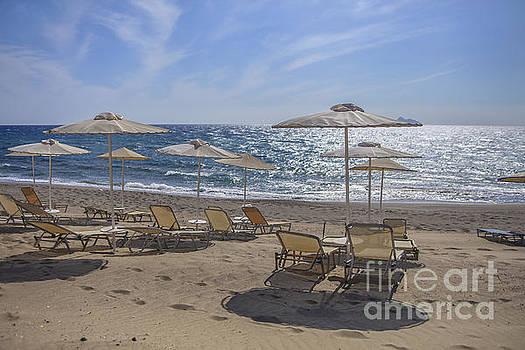 Patricia Hofmeester - Greek beach