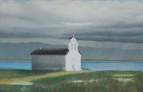 Greek Church by Kenneth Stockton