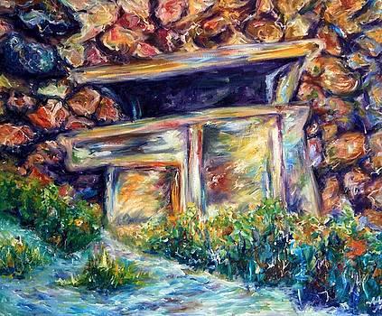 Greek Landscape II by Joseph Lawrence Vasile