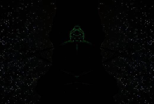 Pelo Blanco Photo - Green Alien