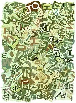 Valdecy RL - Green Alphabet