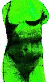 Green Aphrodite by Jennifer Ott