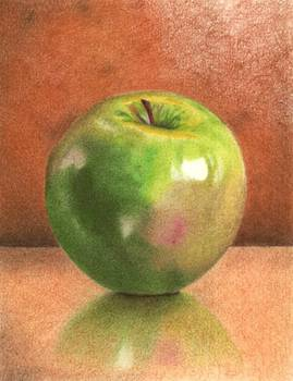 Green Apple by Brian Duey