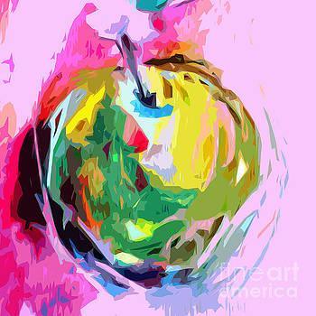 Green Apple I by Tracy-Ann Marrison