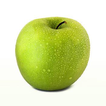 Green Apple by D Plinth