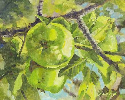 Leona  Fox - Green Apples