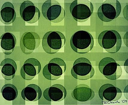 Green Astigmatism by Teodoro De La Santa