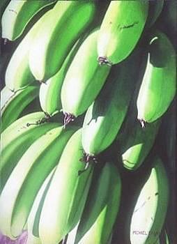 Michael Earney - Green Bananas I