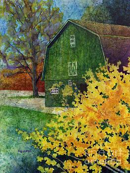 Hailey E Herrera - Green Barn