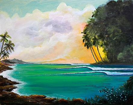 Green Bay by Bob Hasbrook