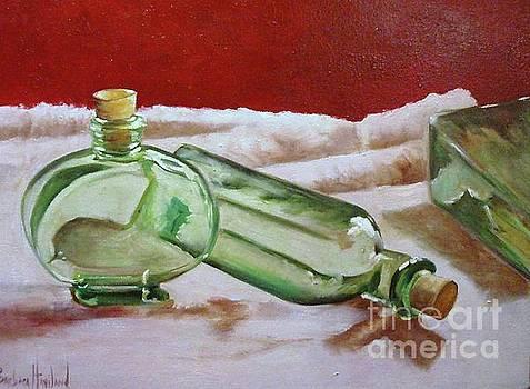 Green Bottles by Barbara Haviland