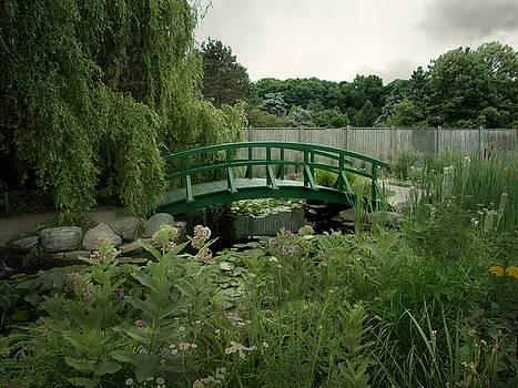 Green Bridge by Sue Midlock